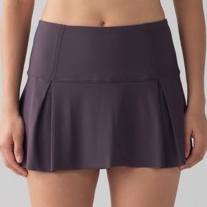Lululemon Lost in Pace Skirt NWT